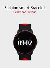 2017 CF007 Спорт Водонепроницаемый Smart Bluetooth Браслет smartwatch динамический Приборы для измерения артериального давления сердечного ритма Мониторы шагомер браслет