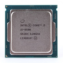 Processore CPU Intel Core i5 6500 3.2Ghz Quad-Core SR2BX Skylake Soket 1151 DDR4