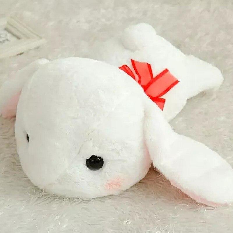 50cm kanin dockor plysch klassisk liggande kanin kanin leksak Amuse ... e43db394c8ffb