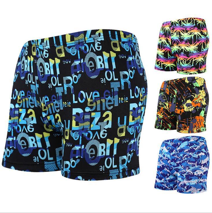 2019 New Arrival Tight shorts men beach pants cool soft men Summer Must-Haves briefs Beach Shorts mayo sungas de praia homens