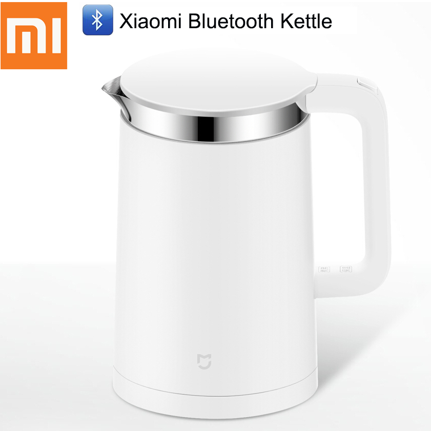 2017 New Original Xiaomi Mijia Thermostatic Electric Kettles 1.5L 12 Hours Therm