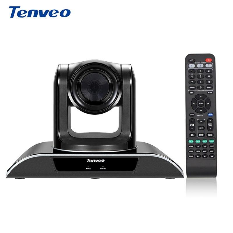Tenveo VHD20S HD 1920x1080p60 3G SDI/DVI/HDMI PTZ камера для видеоконференции 20X Оптический зум SDI камера Поддержка RS232/RS485 виски