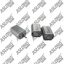ASLONG 4 шт./лот высокого качества 6 В jff-130 микро мини-Электрический двигатель постоянного тока с металлической задней крышкой