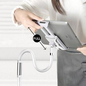 Image 5 - Ynmiwei Mobiele Telefoon Houder 130Cm Lange Arm Bed/Desktop Clip Beugel Voor Ipad Bureau Tablet Stands Ondersteuning