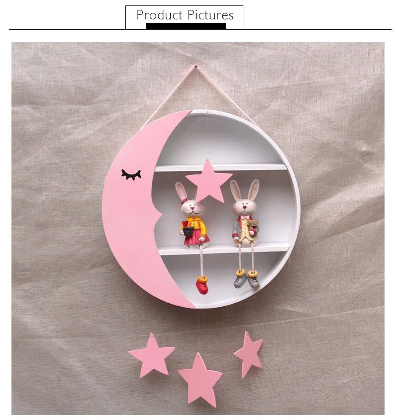 Pendure Lua Bonito Presentes de Aniversário Brinquedos