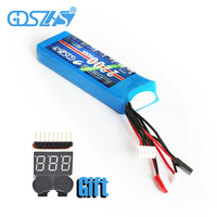 2200mAh 11 1V Battery For Hubsan X4 PRO Transmitter H109S H501S H301S Remote Controlle Modified Model
