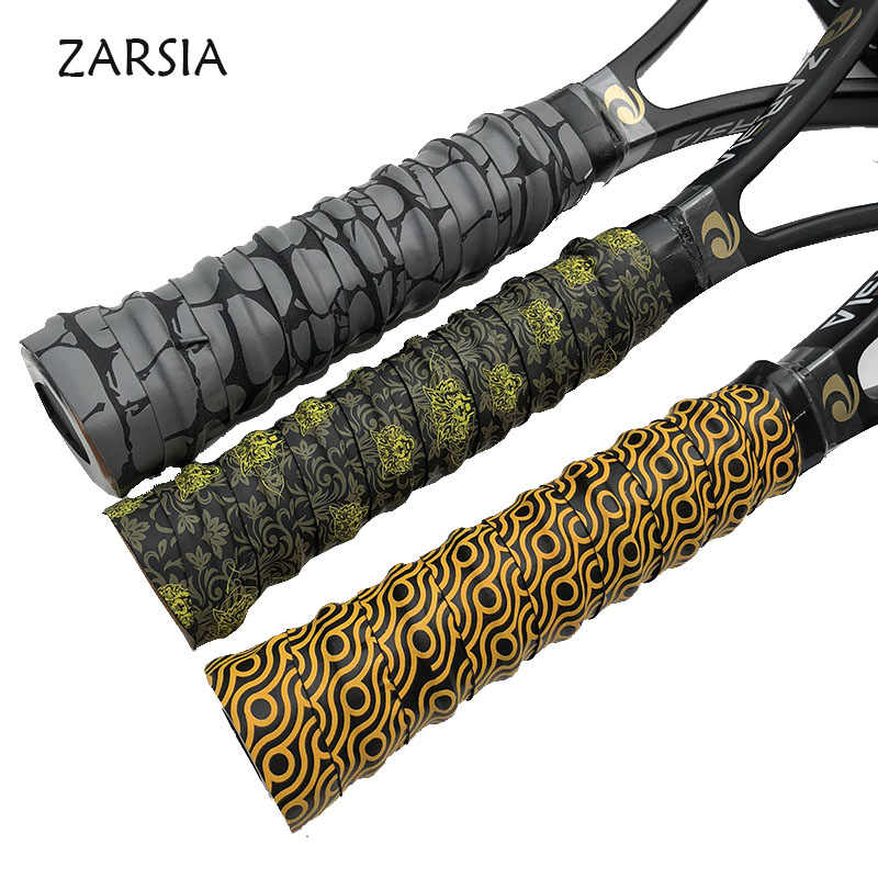 2pc ZARSIA printing EVA-Keel badminton overgrips tennis racket overgrips squash racket grips