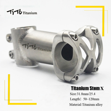 TiTo titanium Bicycle Stem MTB