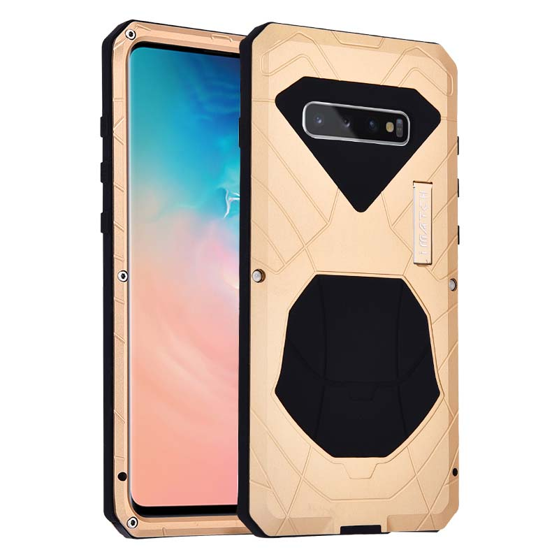 Luxury Outdoor IMATCH Sports Army Tactical Shockproof Metal Silicone Phone Case For Samsung Galaxy S10 S10Plus Cover KS0156Luxury Outdoor IMATCH Sports Army Tactical Shockproof Metal Silicone Phone Case For Samsung Galaxy S10 S10Plus Cover KS0156