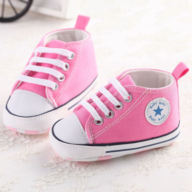 MUABABY-Summer-Baby-Shoes-Toddler-Boys-Girls-First-Walker-Canvas-Soft-Sole-Infant-Shoes-Kids-Newborn-Stars-Lace-Up-Baby-Sneakers-4