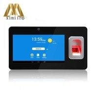 Wireless 3G WIFI GPRS GPS SMS Android Fingerprint Reader Biometric Employee GPS Fingerprint Time Attendance UT280