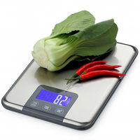 Digital Kitchen Weight Scale 5kg Food Die Postal Balance Of Kitchen Tool Lcd Eletronic Health Scales