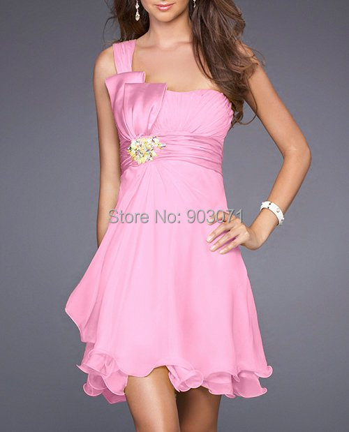 2015 new Stock Prom Gown Party Dress Evening Cocktail dress size 2 4 ...