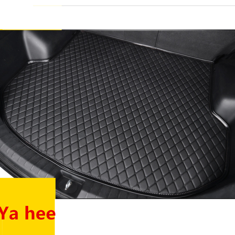 Ya Hee Custom Car Trunk Mat Waterproof Leather Cargo Liner