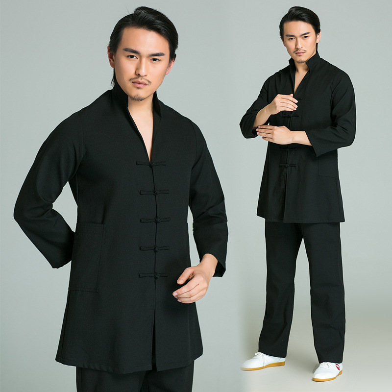Tai Chi Uniform Clothing Taichi Clothes Women Men Wushu Clothing Kung Fu Uniform Suit Martial Arts Uniform Exercise
