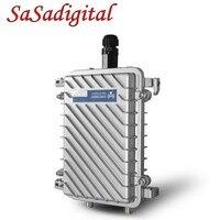High Performance Outdoor Wireless Router CPE 500mW 300Mbps Base AP Dual 8dBi FRP Antenna WIFI Extending Network Bridge
