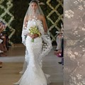 In Stock Cheap Lace Bridal Veils 2016 White/Ivory 3M Long Wedding Veil With Applique And Flowers Wedding Accessories