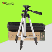 NEW MINI WEIFENG WT3110A Tripod With 3 Way HeadTripod For Nikon D7100 D90 D3100 DSLR Sony