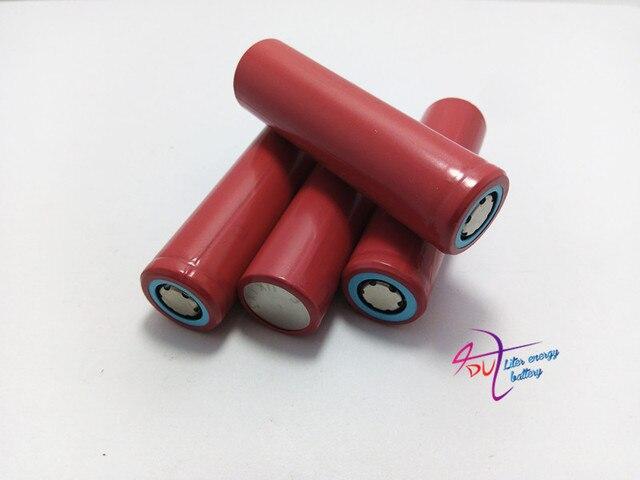 4 Шт./лот Sanyo 18650 2600 мАч Литий-Ионная аккумуляторная батарея для СВЕТОДИОДНЫЙ Фонарик Ноутбук Бесплатная Доставка