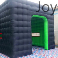 Cheap 0 55mm PVC Giant Party Inflatable Cube Tent For Sale
