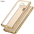 original case for samsung galaxy j5 prime j 5 j 7 j7 prime 2016 coque rose gold silicon silicone tpu clear soft phone thin cover