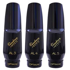 Mouthpiece Instrument-Accessories Sax Alto Saxophone AL4 Classical AL3 Music Vandoren
