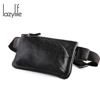 LAZYLIFE sac de taille femmes ceinture sac taille sac Pack femmes de luxe marque en cuir sac à main 2018 été de haute qualité livraison directe