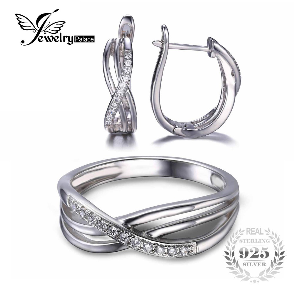 Buy jewelrypalace infinity knot ring for Infinity ring jewelry store