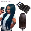 360 Lace Frontal Closure With Bundles Malaysian Straight With Closure 360 Lace Frontal With Bundle Pre Plucked Frontal Closure