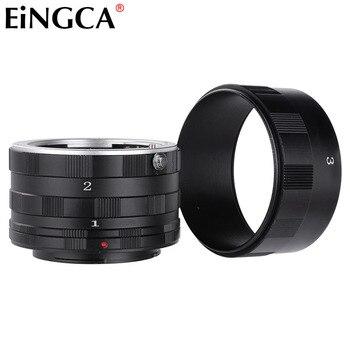 Anillo adaptador de lente de cámara Tubo de extensión Macro para cámara...