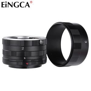 Image 1 - Lente da câmera adaptador anel macro tubo de extensão para sony minolta alpha a900 a580 a550 a390 a77 a99 a58 a37 a200 câmera