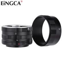 Macchina fotografica Adattatori Per Obiettivi Fotografici Macro Ring Tubo di Prolunga Per Sony Minolta Alpha A900 A580 A550 A390 A77 A99 A58 A37 A200 MACCHINA FOTOGRAFICA