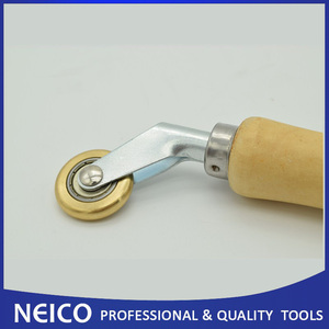 Image 2 - Free Shipping High Quality 6mm Brass Penny Roller With Ball Bearing