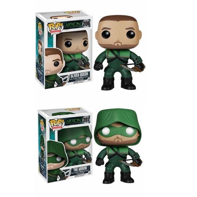 Funko pop oficial DC verde flecha Oliver Queen flecha vinilo figura ...