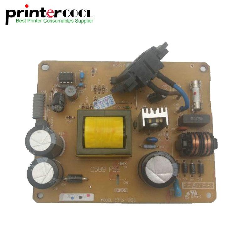 einkshop 1pc C589PSE Original Refurbished Power Board For Epson Stylus Photo 1390 1400 1410 1430 Printer Power Supply Board