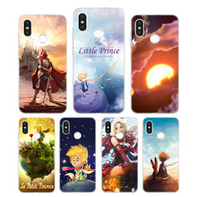 Silicone Case the little prince with fox Printing for Xiaomi Mi 6 8 9 SE A1 5X A2 6X Mix 3 Play F1 Pro Lite Cover