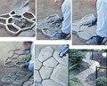 Форма для бетонной дорожки  форма для садового тротуара для мощения красивых садовых дорожек