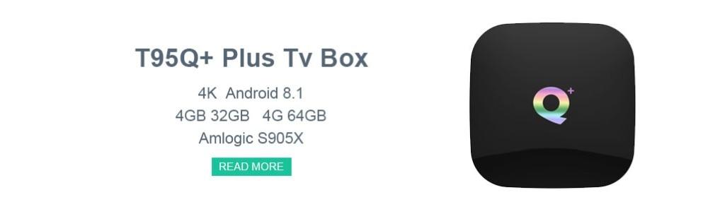 2019 Hot Q plus Android TV box 8 1 OS USB3 0 WIFI 4G32G 4G64G H6