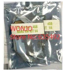 100% neue WONJO TX CORONA 4 gb NAND RW KIT 4g SD MADE IN CHINA