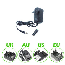 110-240V AC To DC Adapter 12V  2A Power Adaptor Charger Universal Switching Supply 12 Volt LED Light Strip Plug+Connector цена 2017