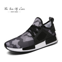 2018 Military Camouflage Men Sport Shoes Summer Krasovki Army Green Trainers sports Ultra Boosts Zapatillas Deportivas Hombre