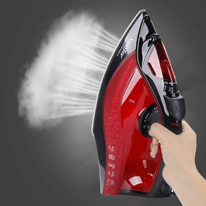 Image 2 - 1800W Household High Quality Electric Steam Irons for Clothes Multifunction Adjustable Ceramic Soleplate Hot Iron Sonifer