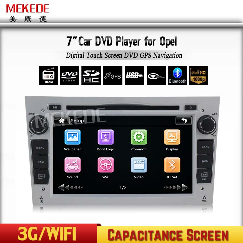 Car DVD Player indash headunit navi autoradio stereo for Vauxhall Opel Astra H G J Vectra Antara Zafira Corsa with GPS 3G Wifi