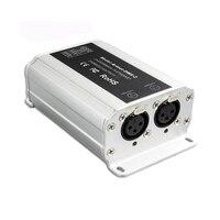 LTECH ArtNet DMX converter;ArtNet input;DMX 1024 channels output 512x2CH channels Artnet to DMX converter DC12V Artnet DMX 2