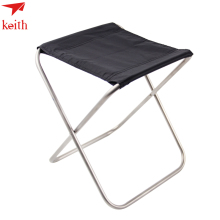 Lightweight Oxford Cloth  Fishing Chair Portable Folding Stool Camping Foldable Picnic with Bag