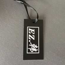 Custom Paper Card Garment Tags