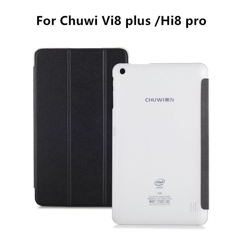 High Quality Original PU Leather Cover Protector Case 8 Inch for Chuwi Vi8 Plus Hi8 Pro Tablet for CHUWI Case Shell+Stylus Pen for chuwi hi8 air case print pattern pu leather protective cover for chuwi hi 8 air 8inch tablet case with hand holder stylus