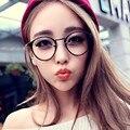 Homens Mulheres moda Retro Óculos de Nerd Lente Clara Óculos Unisex Retro Óculos Óculos