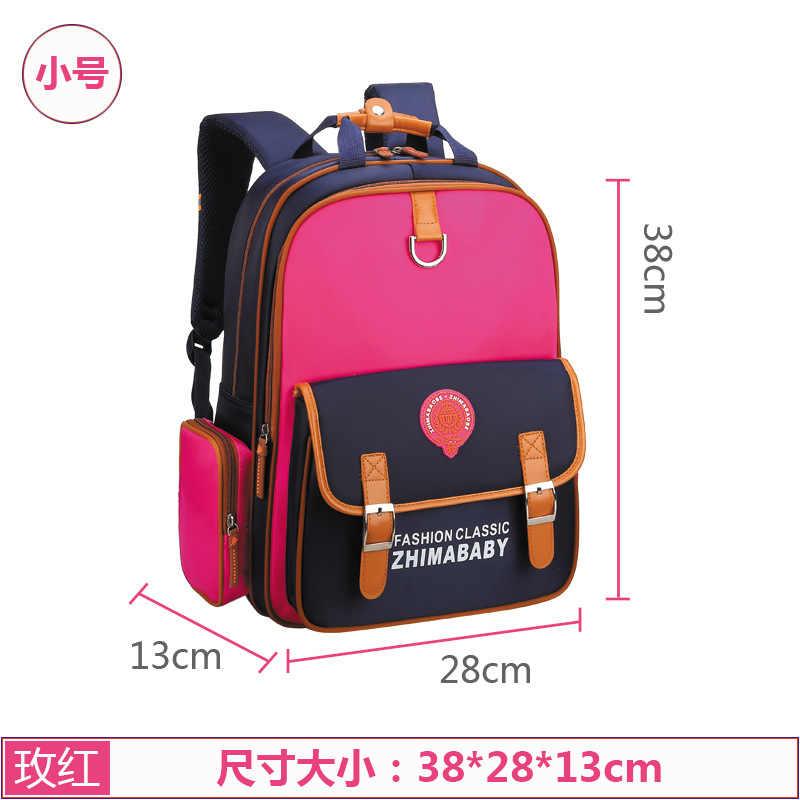 Mochila ortopédica para niños, mochilas escolares para niños, mochila escolar para niños y niñas