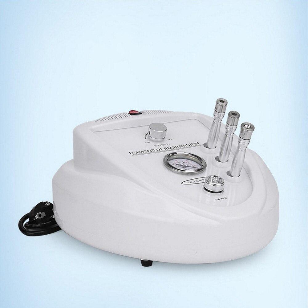 Belleza diamante dermoabrasión Pro microdermoabrasión piel cuidado de la salud máquina acné grano vacío Blackhead removedor herramienta - 5